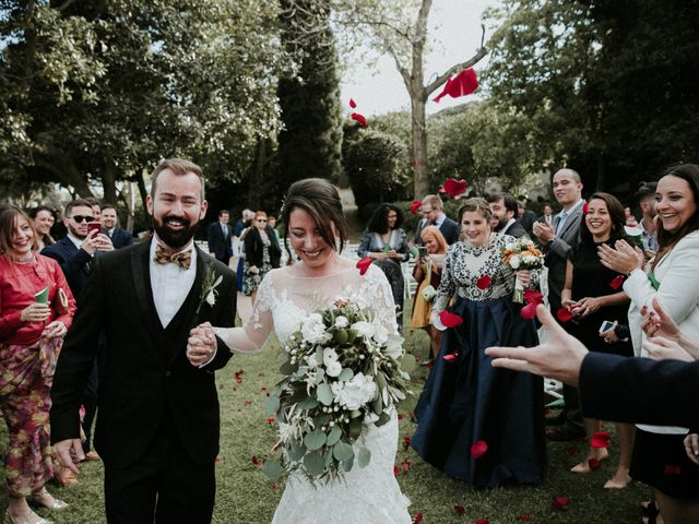 La boda de Juan y Chris en Tarragona, Tarragona 43