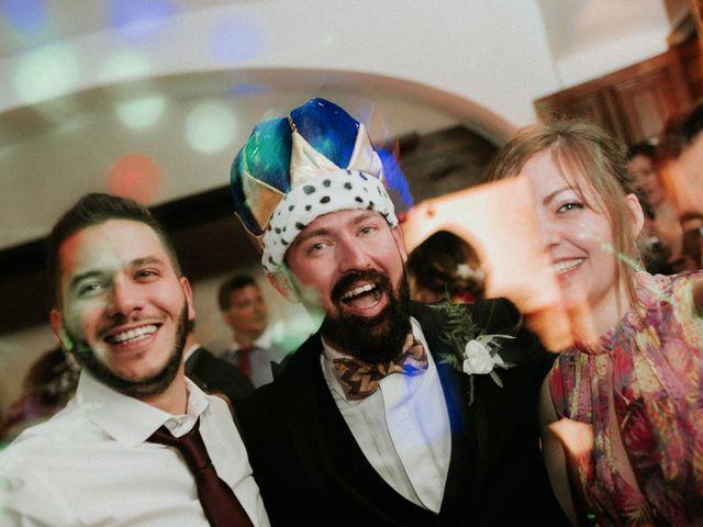La boda de Juan y Chris en Tarragona, Tarragona 96