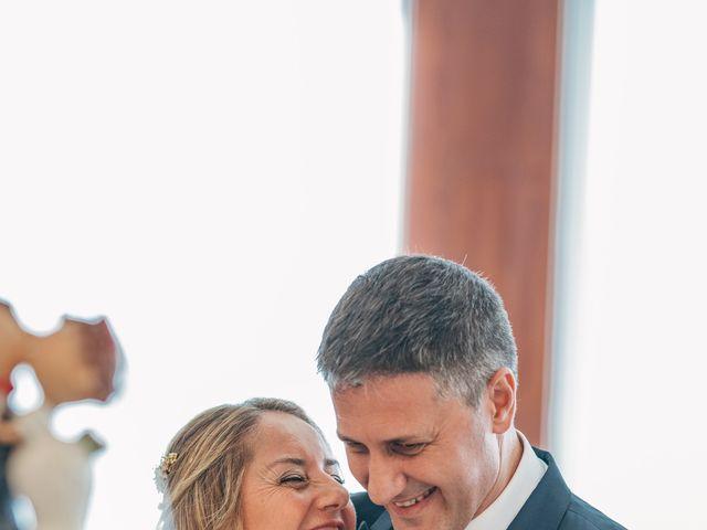La boda de Mariano y Laura en Castelló/castellón De La Plana, Castellón 15