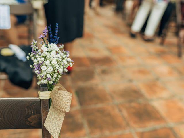 La boda de Mariano y Laura en Castelló/castellón De La Plana, Castellón 19