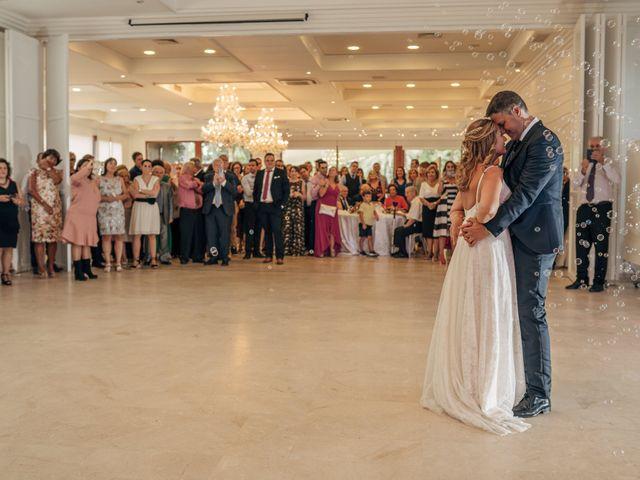 La boda de Mariano y Laura en Castelló/castellón De La Plana, Castellón 33