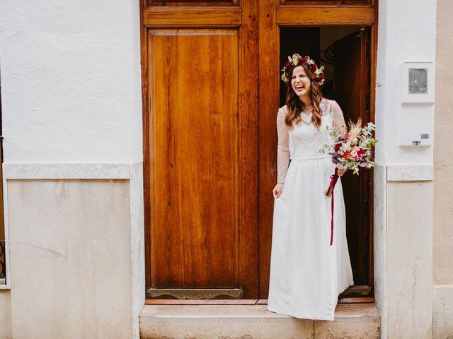 La boda de Carlos y Nuria en Sagunt/sagunto, Valencia 15