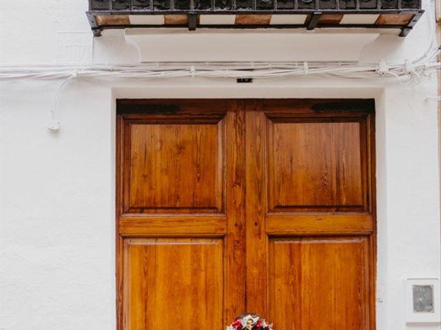 La boda de Carlos y Nuria en Sagunt/sagunto, Valencia 16