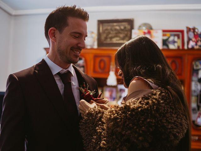 La boda de Carlos y Nuria en Sagunt/sagunto, Valencia 20