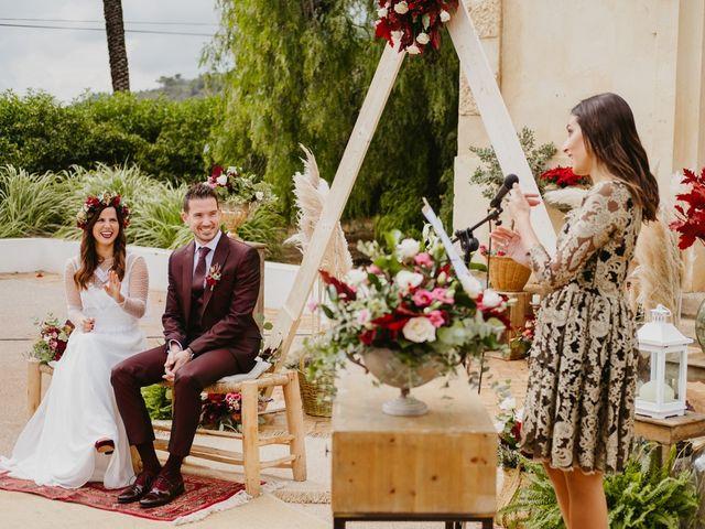 La boda de Carlos y Nuria en Sagunt/sagunto, Valencia 26