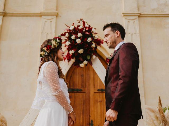La boda de Carlos y Nuria en Sagunt/sagunto, Valencia 28