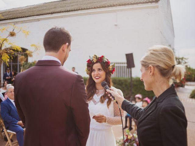 La boda de Carlos y Nuria en Sagunt/sagunto, Valencia 30