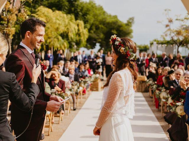 La boda de Carlos y Nuria en Sagunt/sagunto, Valencia 31