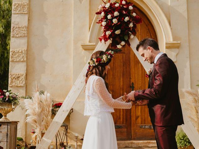 La boda de Carlos y Nuria en Sagunt/sagunto, Valencia 32