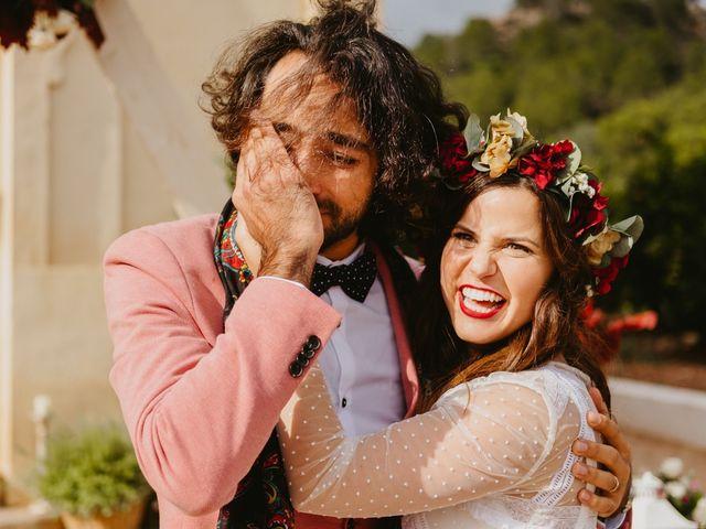 La boda de Carlos y Nuria en Sagunt/sagunto, Valencia 34