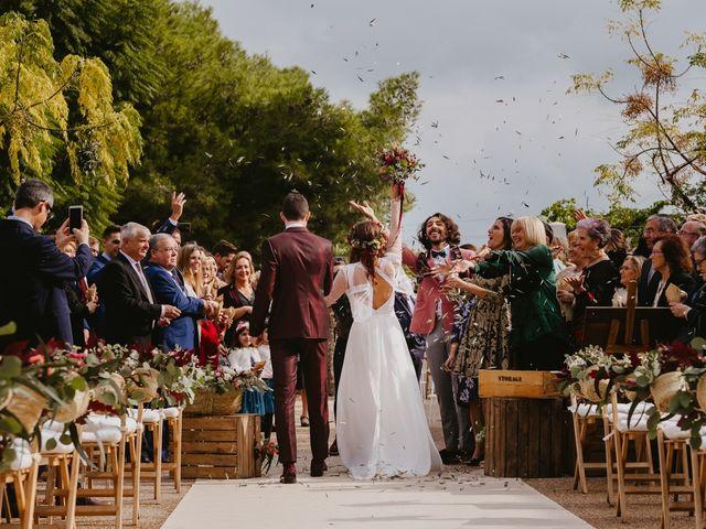 La boda de Carlos y Nuria en Sagunt/sagunto, Valencia 35
