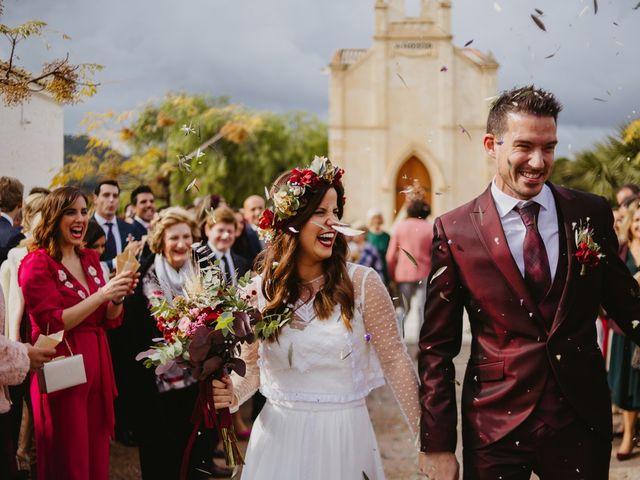 La boda de Carlos y Nuria en Sagunt/sagunto, Valencia 36