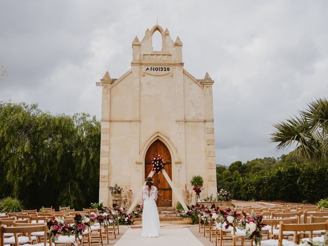 La boda de Carlos y Nuria en Sagunt/sagunto, Valencia 37