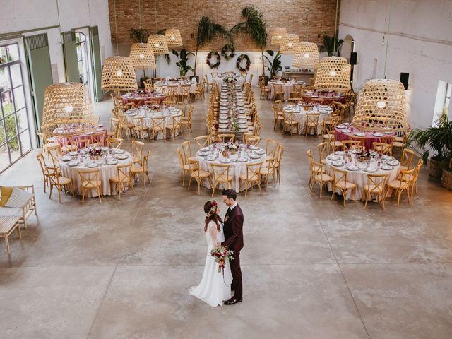 La boda de Carlos y Nuria en Sagunt/sagunto, Valencia 40