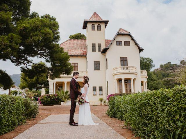 La boda de Carlos y Nuria en Sagunt/sagunto, Valencia 42