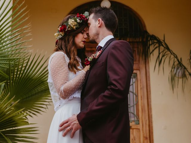 La boda de Carlos y Nuria en Sagunt/sagunto, Valencia 45