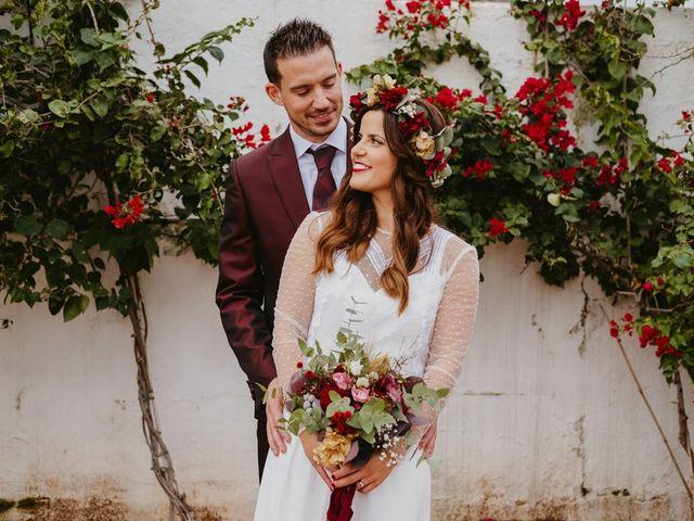 La boda de Carlos y Nuria en Sagunt/sagunto, Valencia 46