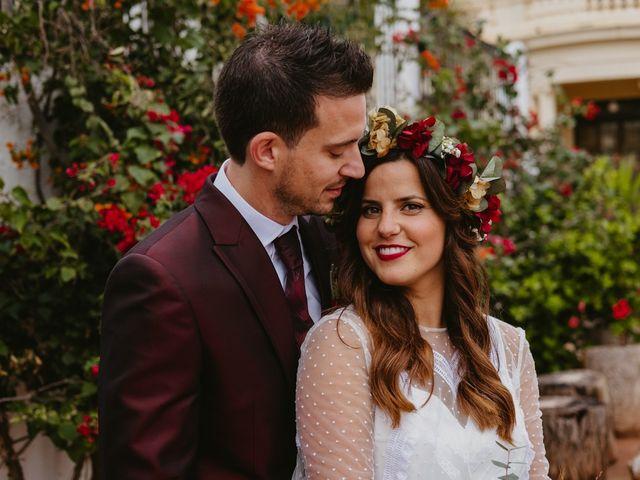 La boda de Carlos y Nuria en Sagunt/sagunto, Valencia 47