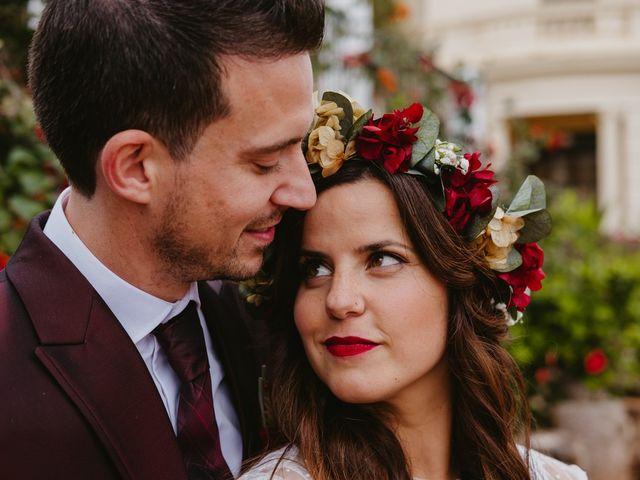 La boda de Carlos y Nuria en Sagunt/sagunto, Valencia 48