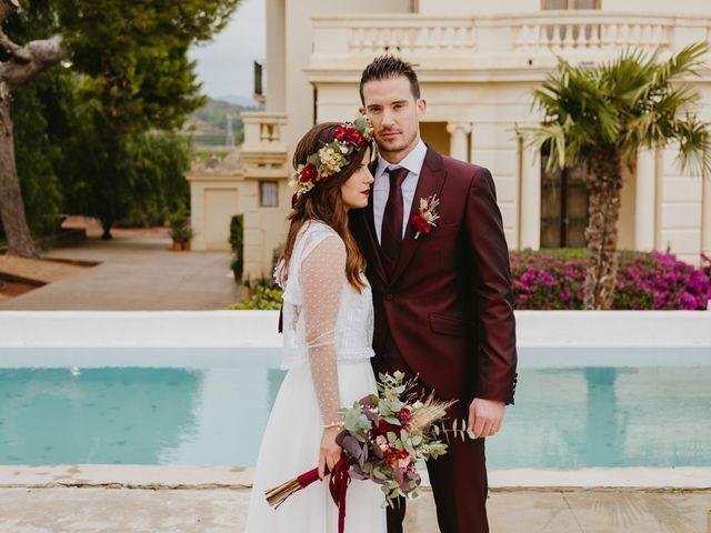 La boda de Carlos y Nuria en Sagunt/sagunto, Valencia 49