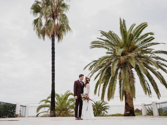 La boda de Carlos y Nuria en Sagunt/sagunto, Valencia 50