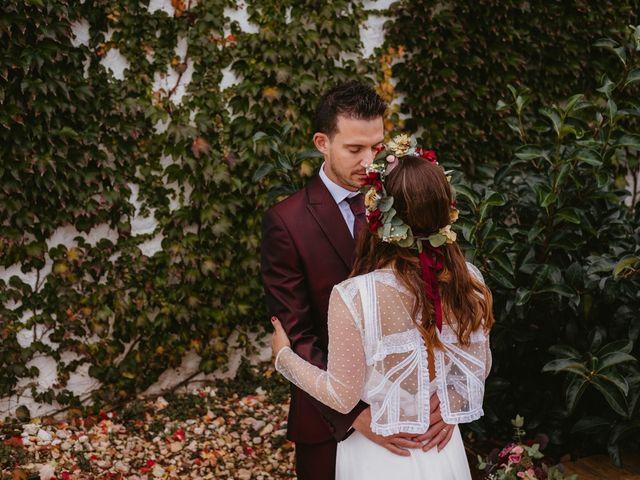 La boda de Carlos y Nuria en Sagunt/sagunto, Valencia 51
