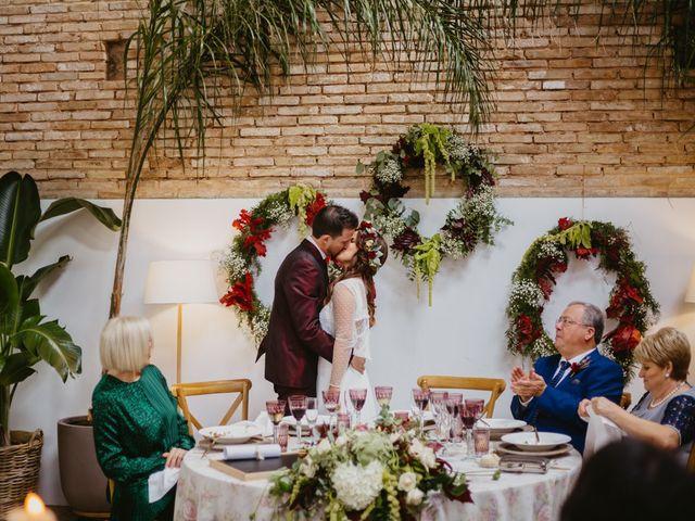 La boda de Carlos y Nuria en Sagunt/sagunto, Valencia 52