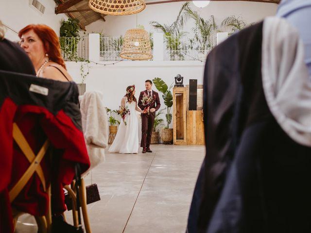 La boda de Carlos y Nuria en Sagunt/sagunto, Valencia 53