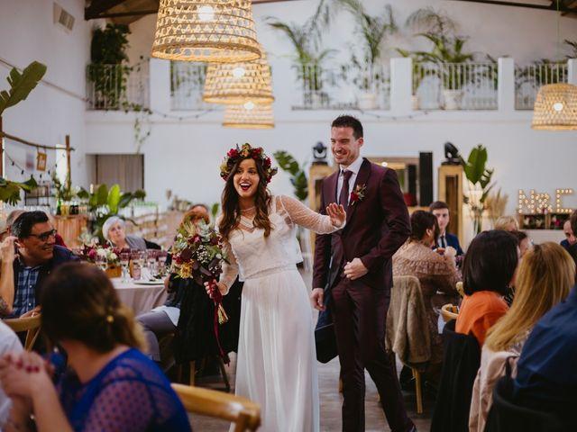 La boda de Carlos y Nuria en Sagunt/sagunto, Valencia 54