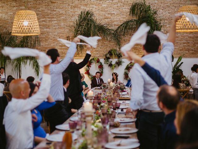 La boda de Carlos y Nuria en Sagunt/sagunto, Valencia 56