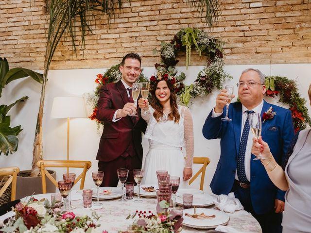 La boda de Carlos y Nuria en Sagunt/sagunto, Valencia 57