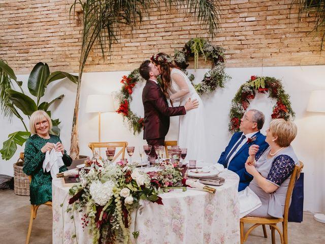 La boda de Carlos y Nuria en Sagunt/sagunto, Valencia 58