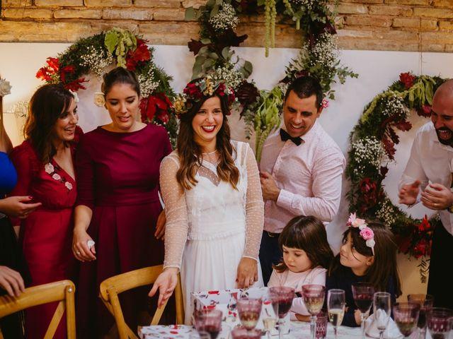 La boda de Carlos y Nuria en Sagunt/sagunto, Valencia 59
