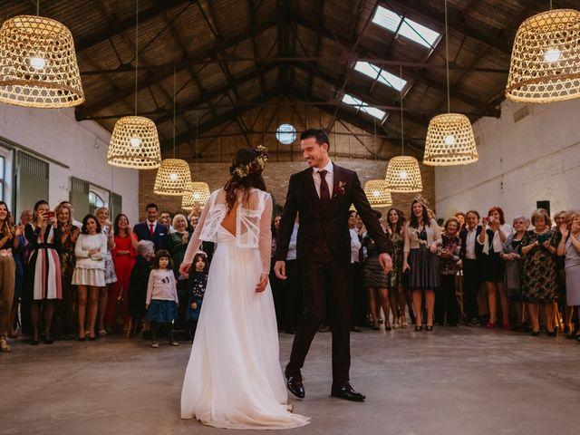 La boda de Carlos y Nuria en Sagunt/sagunto, Valencia 60