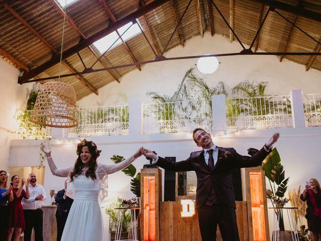 La boda de Carlos y Nuria en Sagunt/sagunto, Valencia 62