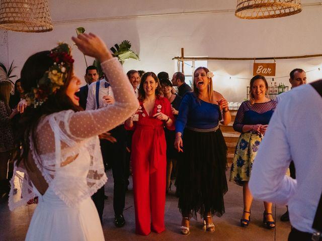 La boda de Carlos y Nuria en Sagunt/sagunto, Valencia 64