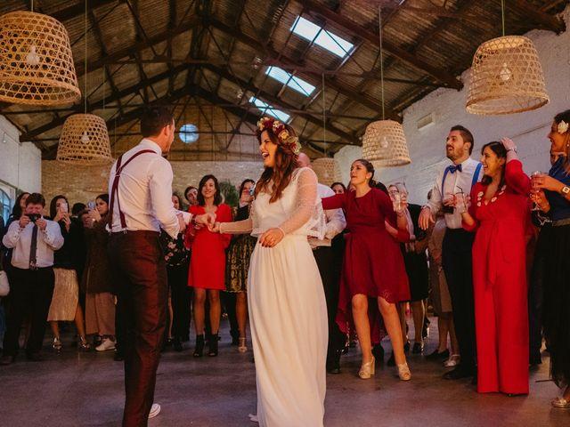 La boda de Carlos y Nuria en Sagunt/sagunto, Valencia 66