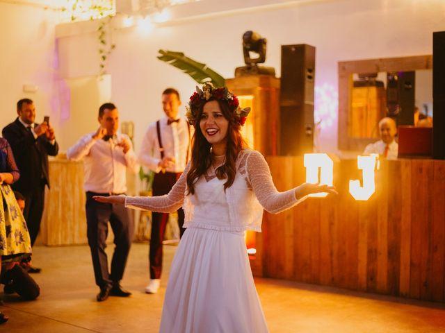 La boda de Carlos y Nuria en Sagunt/sagunto, Valencia 67