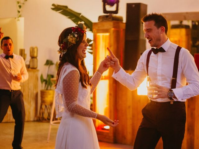 La boda de Carlos y Nuria en Sagunt/sagunto, Valencia 68