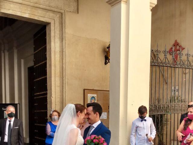 La boda de Concepción y Javier  en Córdoba, Córdoba 1