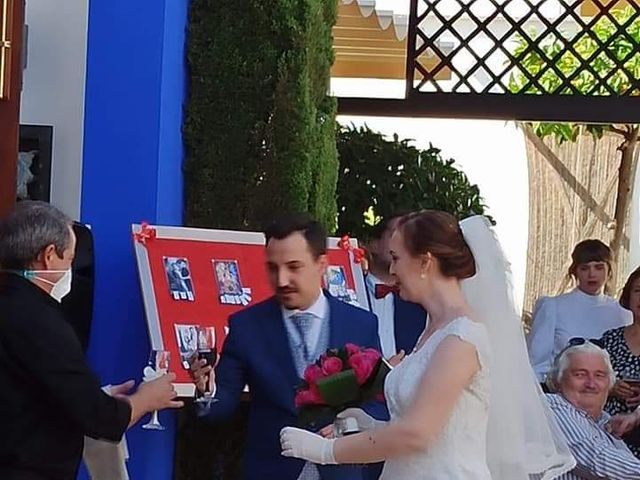 La boda de Concepción y Javier  en Córdoba, Córdoba 12