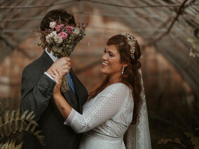 La boda de Pili y Juani