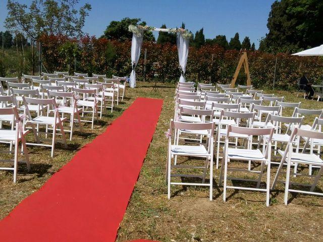 La boda de Albert y Agnès en Torroella De Montgri, Girona 2