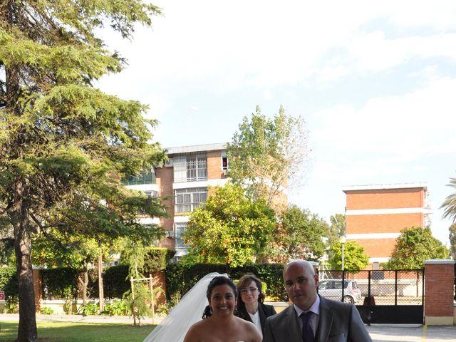 La boda de Tere y David en Jerez De La Frontera, Cádiz 3