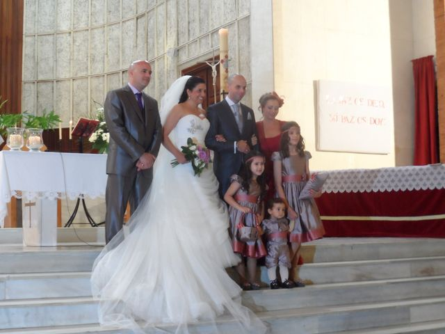 La boda de Tere y David en Jerez De La Frontera, Cádiz 11