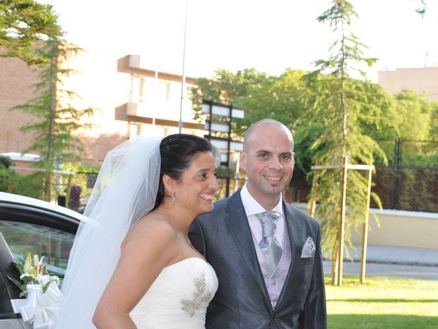 La boda de Tere y David en Jerez De La Frontera, Cádiz 15