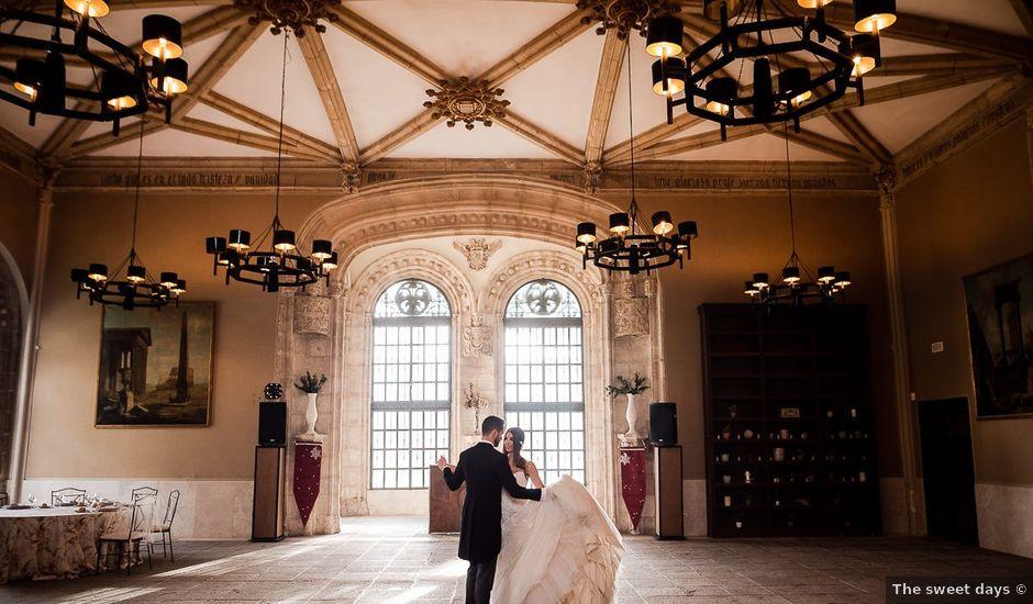 La boda de Fernando y Laura en Castillo De Viñuelas, Madrid