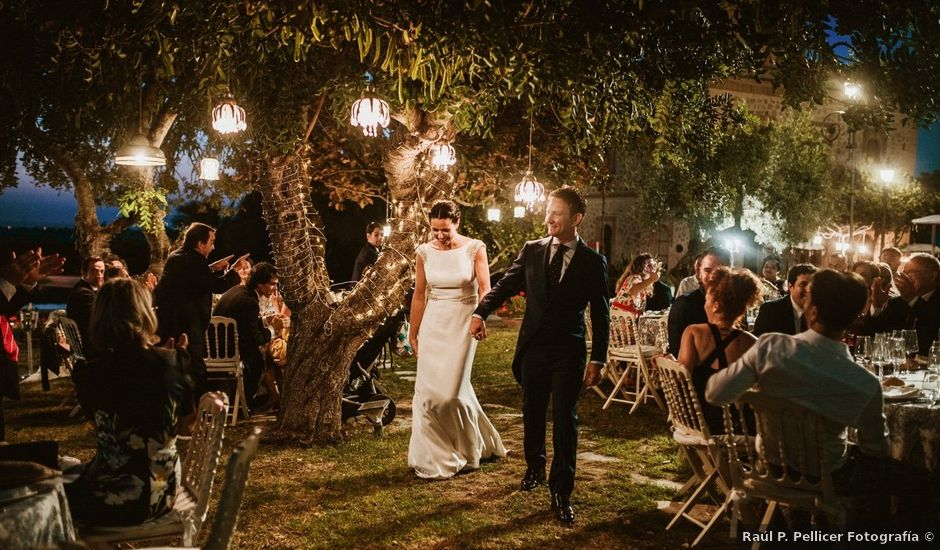 La boda de Juan y Blanca en Sanlucar De Barrameda, Cádiz