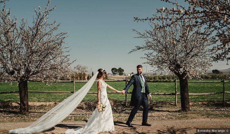La boda de Marco y Elena en Bolaños De Calatrava, Ciudad Real