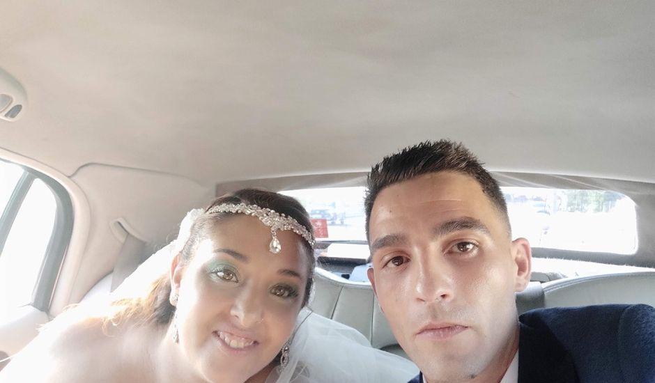 La boda de Aitor y Jesica en Meco, Madrid